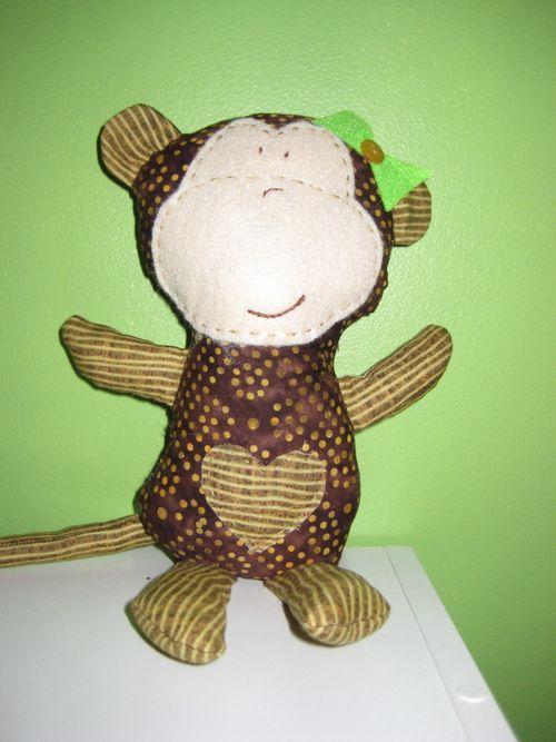 Monkey softie
