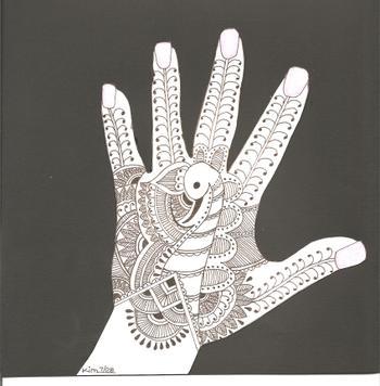Mehndi_hand
